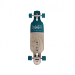 "Longboard RAM Ciemah Mini 36"" - Latigo Bay Green"