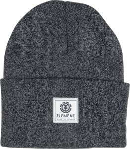 Czapka zimowa Element Dusk II Beanie A (asphalt heather)