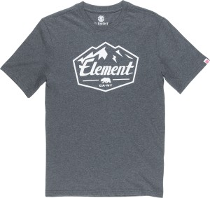 T-shirt Element Slab (grey heather)