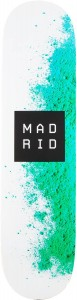 Deck Madrid Teal Pulver
