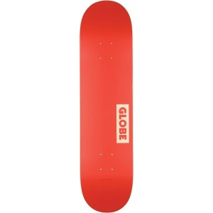Deck Globe Goodstock red 7,75""