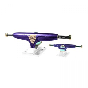 "Truck Iron 5.25"" High Purple (1 szt.)"