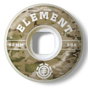 Kółka Element Camo Griffin 52 mm