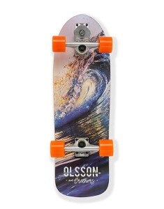 Deskorolka Cruiser Olsson Wave