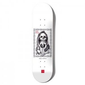 Deck Chocolate Tershy City B Dreams 8""