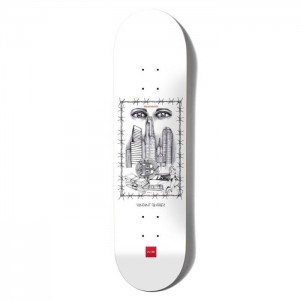 Deck Chocolate Alvarez City B Dreams 8""