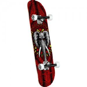 Deskorolka Powell Peralta Vallely Elephant red 8,25""