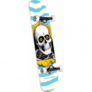 Deskorolka Powell Peralta Ripper One Off Birch blue 7,5""