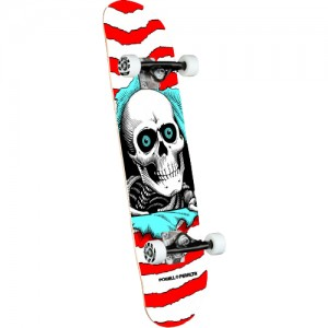 Deskorolka Powell Peralta Ripper One Off Birch red 8""