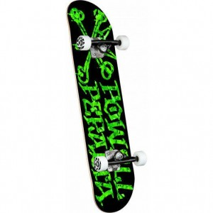 Deskorolka Powell Peralta Vato Rats Leaves Black 7,5""