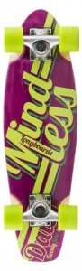 Longboard Mindless - Stained Daily Purple/Green