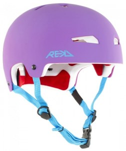 Kask REKD Elite Purple/Blue r. M