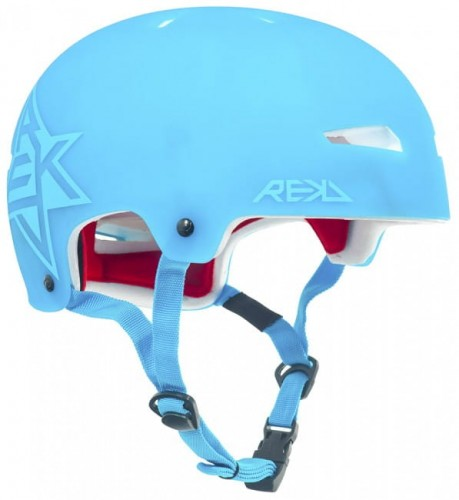Kask REKD Elite Icon Semi-Transparent Blue r. M
